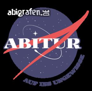 Abitur Abi Motto / Abisprüche Entwurf von abigrafen.de®