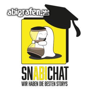 Snabichat Abi Motto / Abisprüche Entwurf von abigrafen.de®