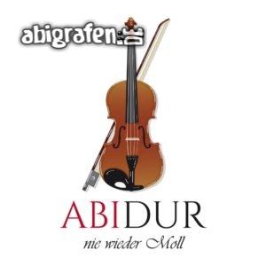 Abidur Abi Motto / Abisprüche Entwurf von abigrafen.de®