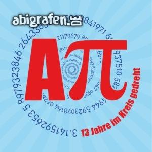 Aπ (Pi) Abi Motto / Abisprüche Entwurf von abigrafen.de®