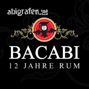 BacABI Abi Motto / Abisprüche Entwurf von abigrafen.de®
