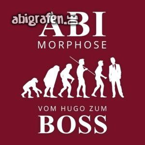 ABImorphose Abi Motto / Abisprüche Entwurf von abigrafen.de®