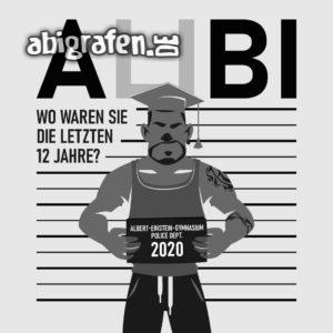 AliBI Abi Motto / Abisprüche Entwurf von abigrafen.de®