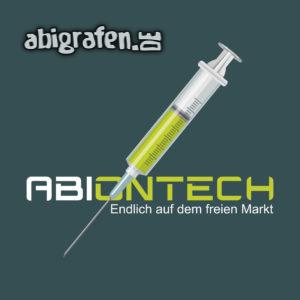 ABIontech Abi Motto / Abisprüche Entwurf von abigrafen.de®