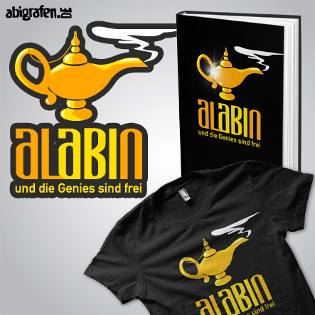 Abispruch / Abimotto Comic Zeichentrick: Alabin