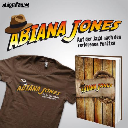 Abispruch / Abimotto Filme: Abiana Jones