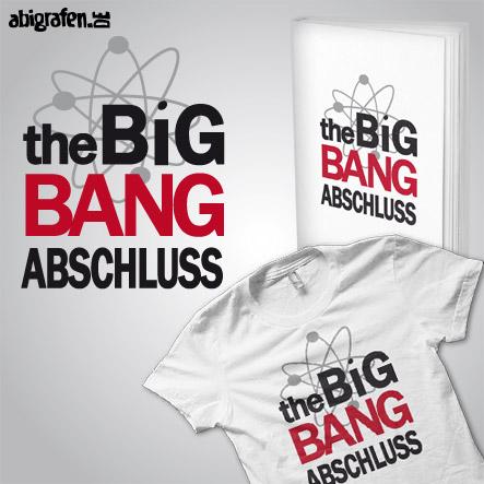 Abispruch TV / Abimotto Serien / Fernsehserie: the big bang Abschluss