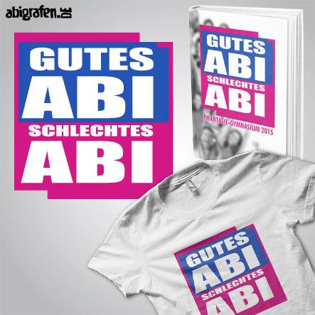 Abispruch TV / Abimotto Serien / Fernsehserie: Gutes Abi - schlechtes Abi