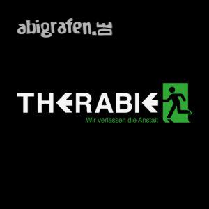 Therabie Abi Motto / Abisprüche Entwurf von abigrafen.de®