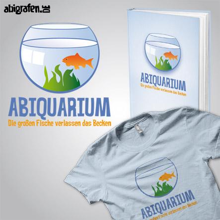 Abimotto Tiere, tierische Abisprüche: Abiquarium