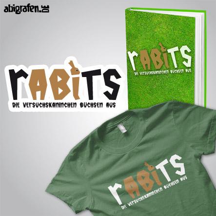 Abimotto Tiere, tierische Abisprüche: rabits