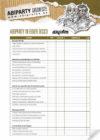 Druckvorlage Abiparty Checkliste Discothek *gratis