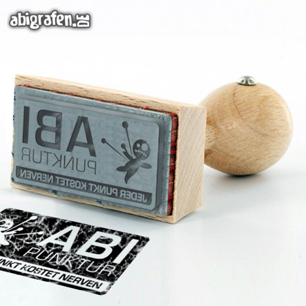 Abishop: Stempel Abiball oder Abiparty