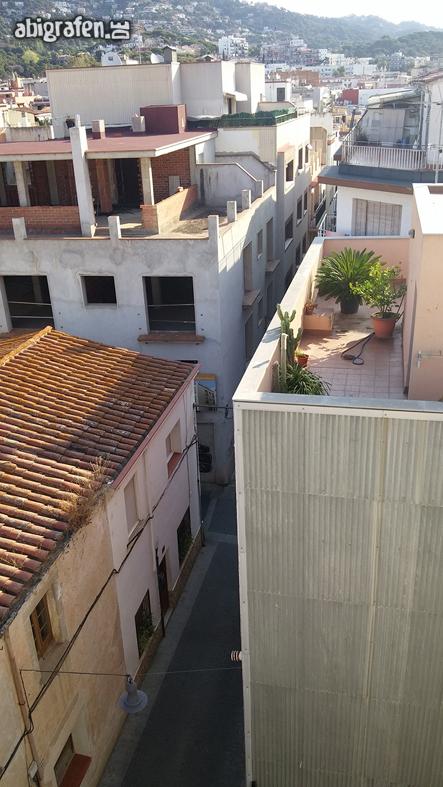 Weitere tolle Aussichten auf unserer Abireise nach Spanien