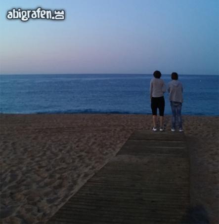Nachdenken über unsere Abireise nach Spanien