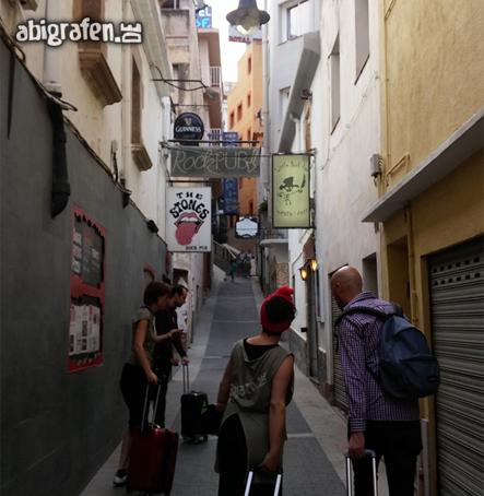 Das Hotel war das erste Highlight unserer Abireise nach Spanien