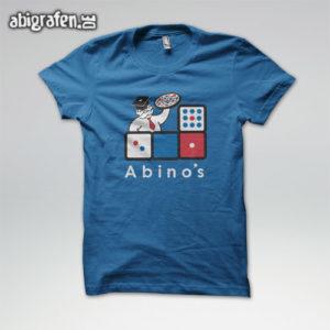 Abino's Abi Motto / Abishirt Entwurf von abigrafen.de®
