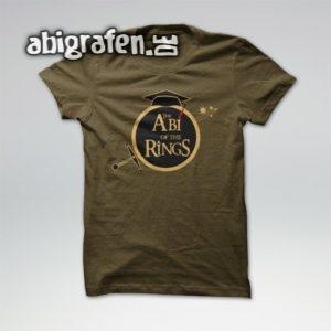 The Abi of the Rings Abi Motto / Abishirt Entwurf von abigrafen.de®