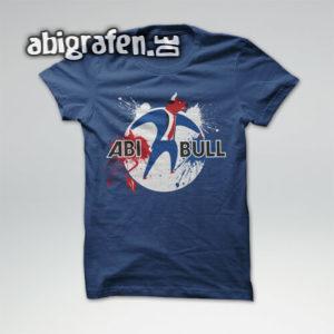Abi Bull Abi Motto / Abishirt Entwurf von abigrafen.de®