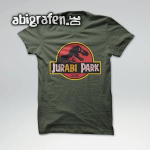JurABI Park Abi Motto / Abishirt Entwurf von abigrafen.de®