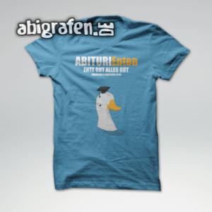 ABIturiEnten Abi Motto / Abishirt Entwurf von abigrafen.de®