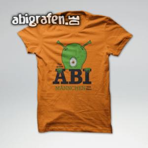 ABI? Das grüne Männchen vom Mars... Abi Motto / Abishirt Entwurf von abigrafen.de®