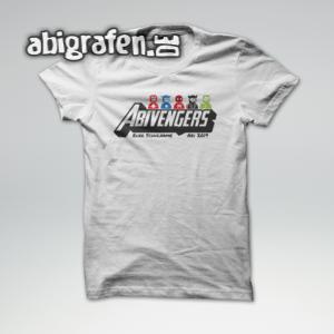 Abivengers Abi Motto / Abishirt Entwurf von abigrafen.de®