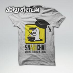 Snabichat Abi Motto / Abishirt Entwurf von abigrafen.de®