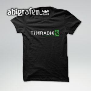 Therabie Abi Motto / Abishirt Entwurf von abigrafen.de®