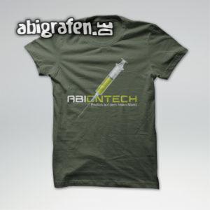 ABIontech Abi Motto / Abishirt Entwurf von abigrafen.de®