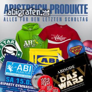 Abistreich Produkte