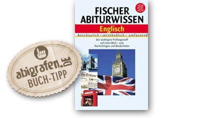 Abitur Lernhilfen vom Fischer Verlag: Abiturwissen Englisch