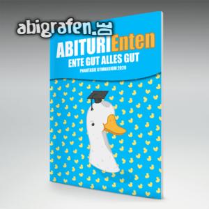ABIturiEnten Abi Motto / Abizeitung Cover Entwurf von abigrafen.de®