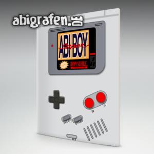 Super Abi Boy Abi Motto / Abizeitung Cover Entwurf von abigrafen.de®