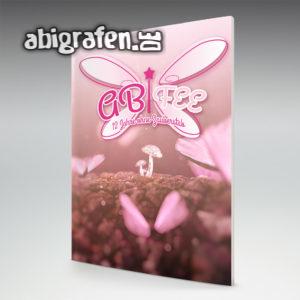ABIfee Abi Motto / Abizeitung Cover Entwurf von abigrafen.de®