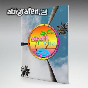 MiABI Vice Abi Motto / Abizeitung Cover Entwurf von abigrafen.de®