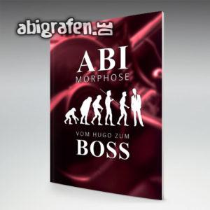 ABImorphose Abi Motto / Abizeitung Cover Entwurf von abigrafen.de®
