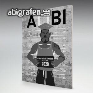 AliBI Abi Motto / Abizeitung Cover Entwurf von abigrafen.de®