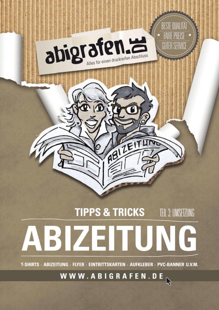 gratis Download: Programmhilfen & Tutorials zu Abizeitung/Abibuch