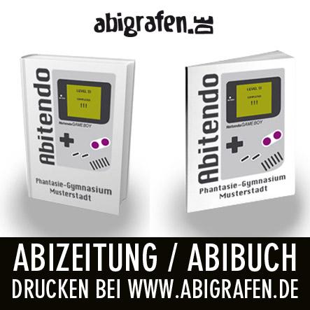 Abizeitung drucken / Abibuch drucken