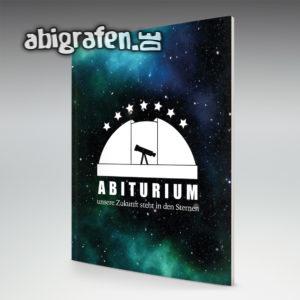 Abiturium Abi Motto / Abizeitung Cover Entwurf von abigrafen.de®