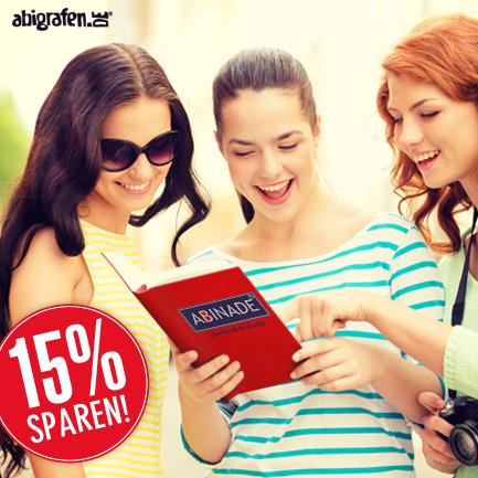 Fetter Abizeitung Rabatt bei abigrafen.de (Bestellung bis zum 16.02.2015)