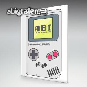 Abi Level complete Abi Motto / Abizeitung Cover Entwurf von abigrafen.de®