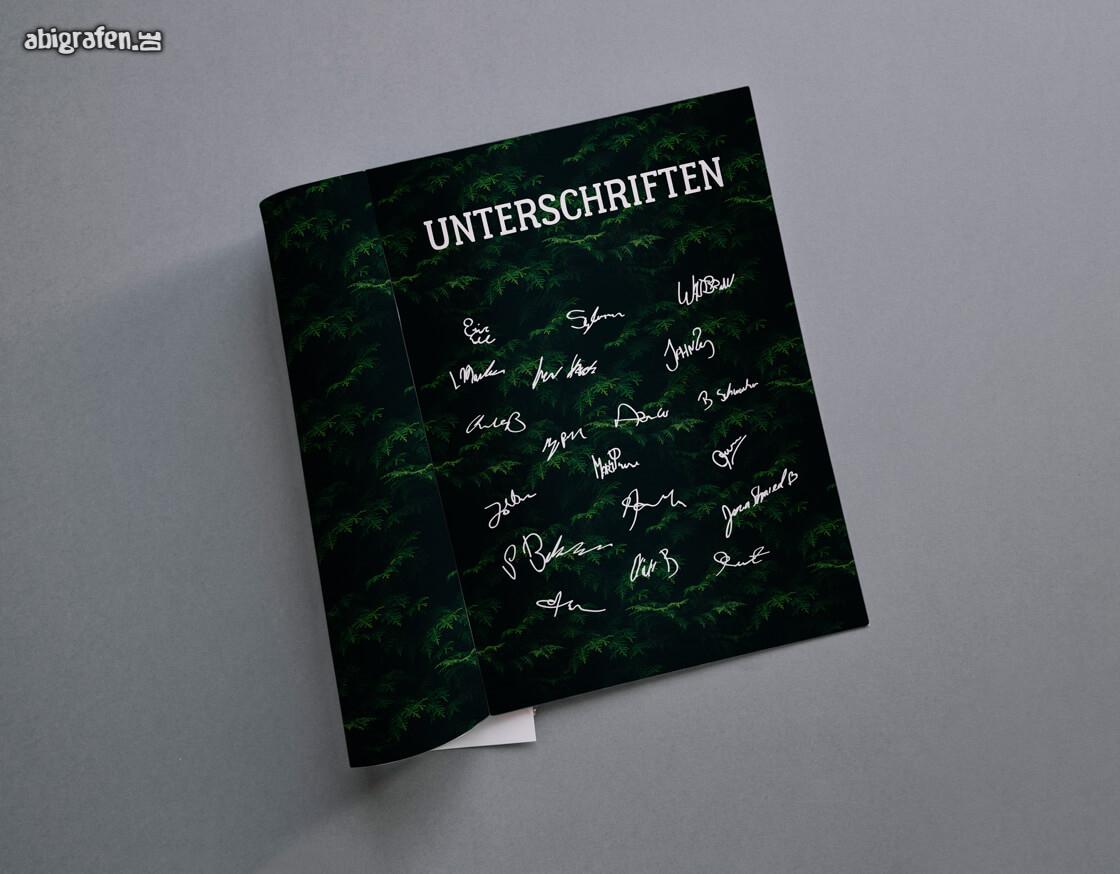 Tipp: Unikat Abizeitung mit Unterschriften versteigern/verkaufen