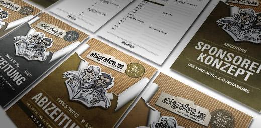Abizeitungen günstig drucken bei abigrafen.de - Tipps & Tricks