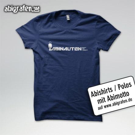 Abishirts oder Polo-Shirts mit gestaltetem Abschluss Motto bei abigrafen.de (Siebdruckverfahren)