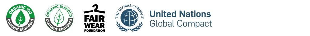 nachhaltiger Textildruck: Zertifizierungen Fairtrade Abishirt/Abschlussshirt