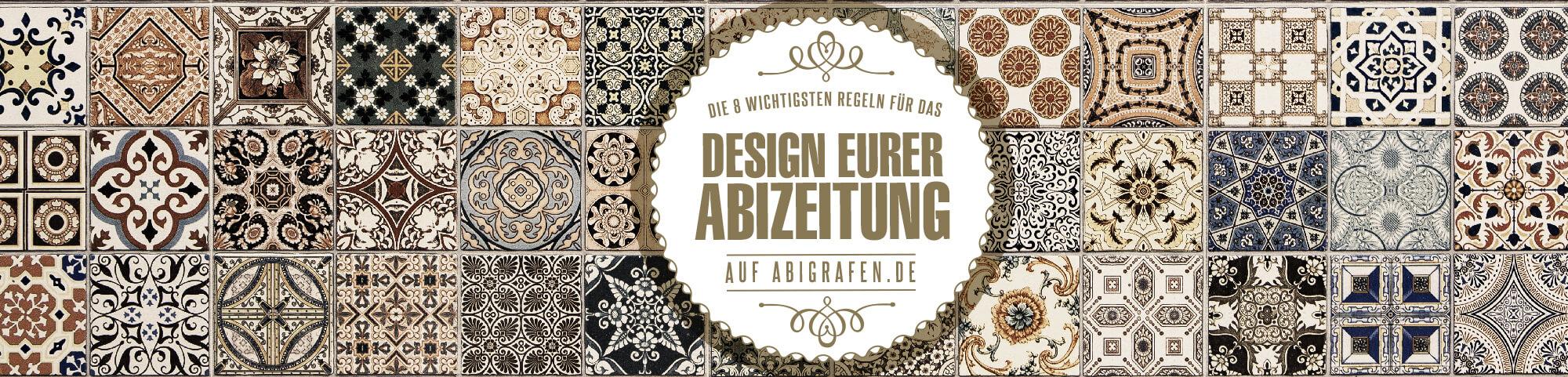 Abschlusszeitung Design Regeln, das Wichtigste beim Gestalten inkl. Beispielgrafiken & Visualisierungen