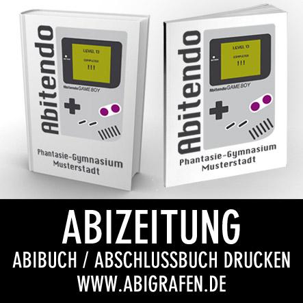 Abi Druckerei: Abschlusszeitung drucken. Abizeitung, Abibuch, Abschlussbuch