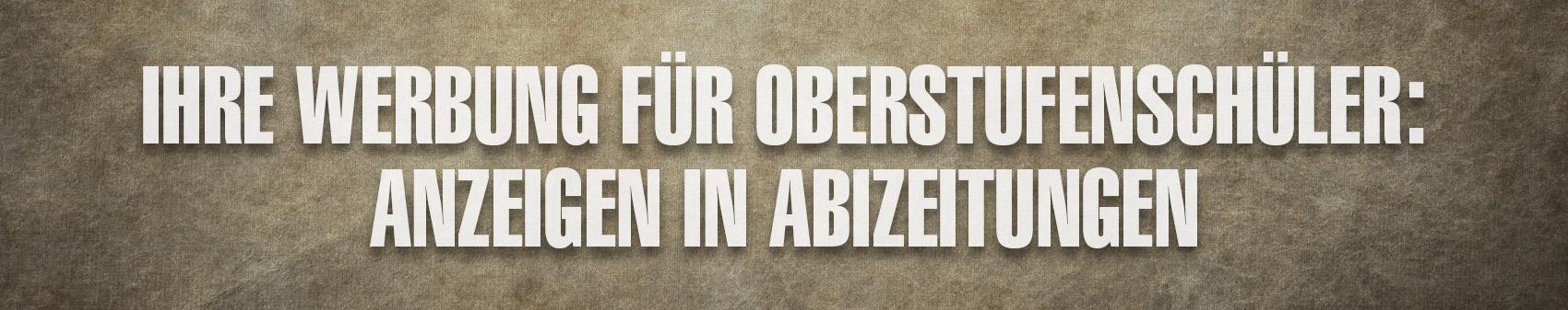 abigrafen.de – Ihr Dienstleister für Schülermarketing